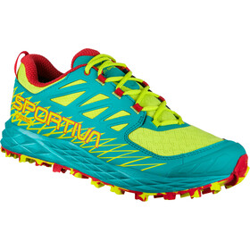 La Sportiva Lycan GTX Zapatillas running Mujer, apple green/emerald